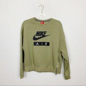 Nike Air Rally Crew Sweatshirt Size Small